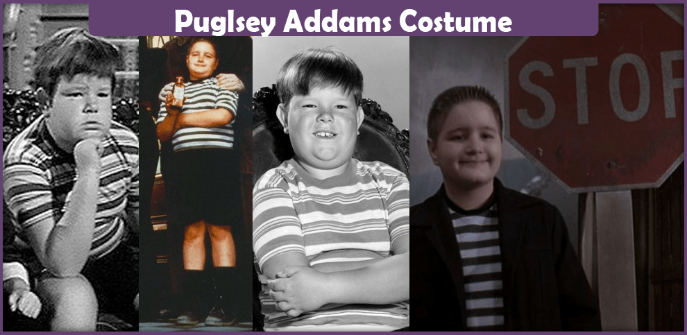 Pugsley Addams Costume – A DIY Guide