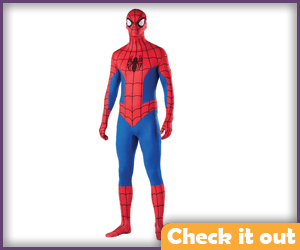 Spider-Man Bright Suit.