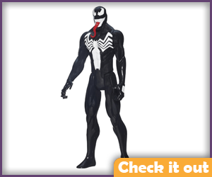 Venom Figure.
