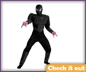 Venom Muscle Suit.