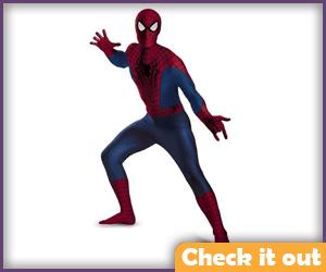 The Amazing Spider Man Movie Costume Suit.