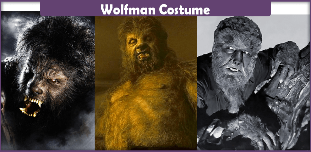Wolfman Costume – A DIY Guide
