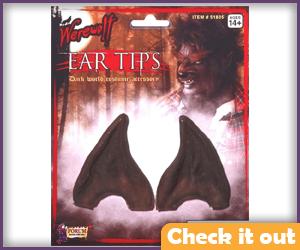 Wolfsbane Ear Tip Covers.