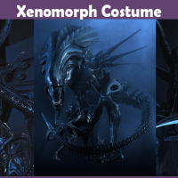 Xenomorph Costume - A DIY Guide