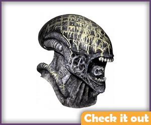 Xenimorph Injured Mask.