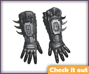 Batman Gloves.