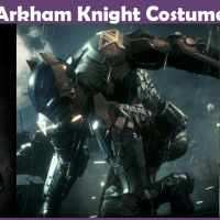 Arkham Knight Costume - A DIY Guide