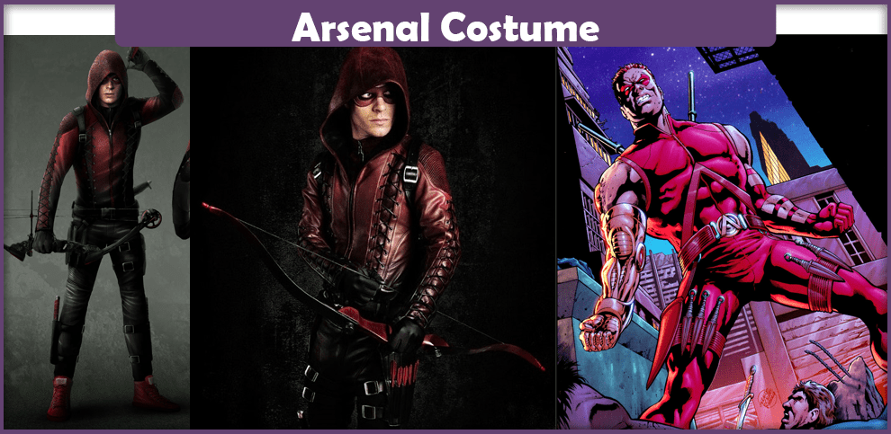 Arsenal Costume – A DIY Guide
