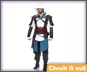 Edward Kenway Blue Set.