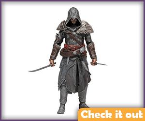 McFarlane S3 Ezio Figure.