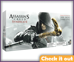 Syndicate Cane Sword.