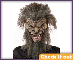 Beast Costume Mask.