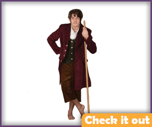 Bilbo Baggins Costume Set.