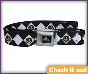 Black Ranger Belt.