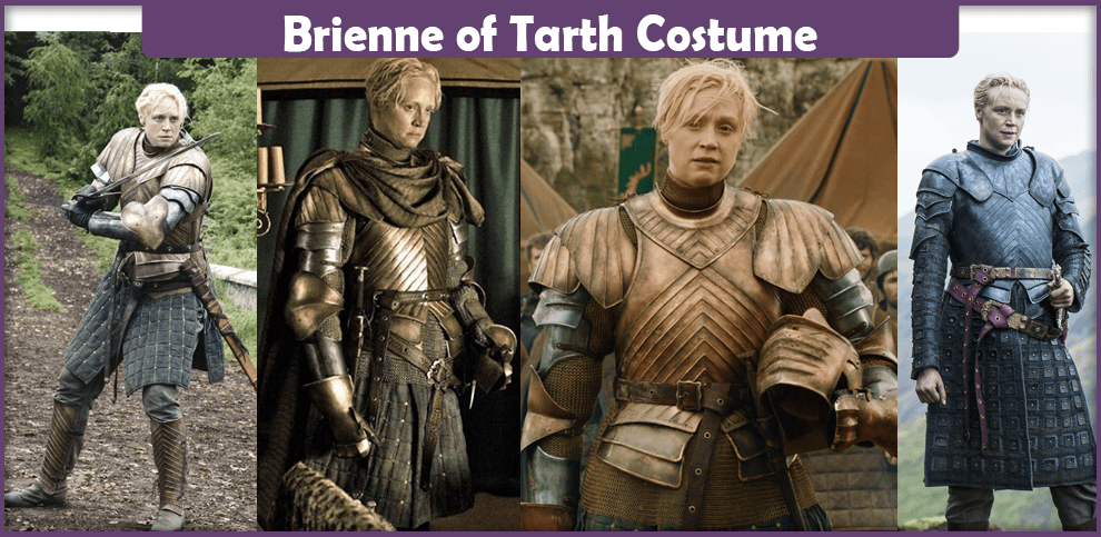 Brienne of Tarth Costume - A DIY Guide