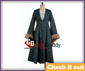Catelyn Stark Costume Cosplay.
