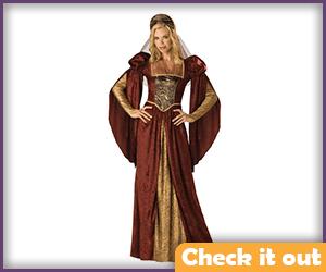 Cersei Lannister Costume Set.