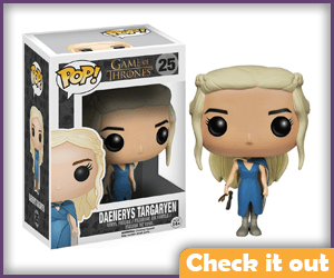 Daenerys Blue Tunic Funko.