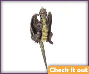 Shoulder Dragon.