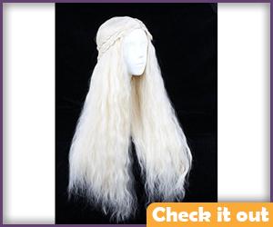 White Wig.