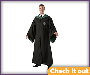 Slytherin Deathly Hallows Costume.