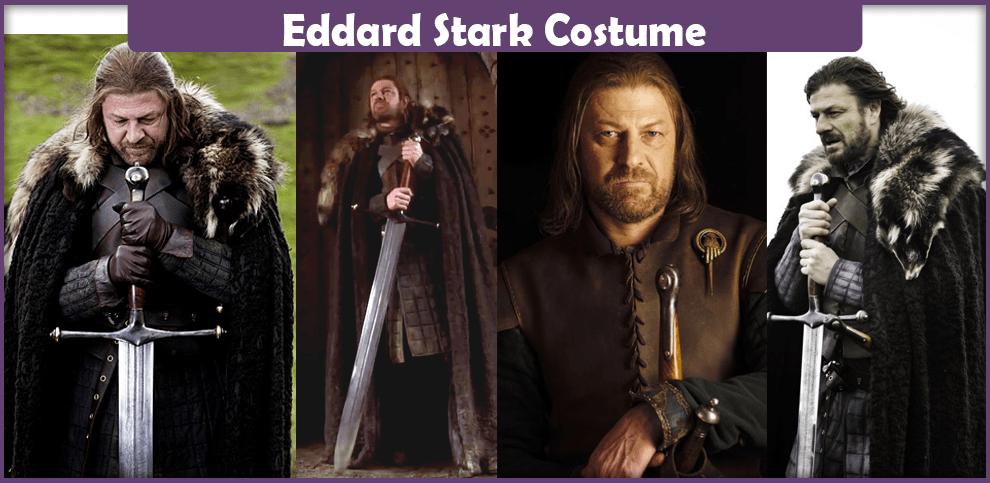 Eddard Stark Costume