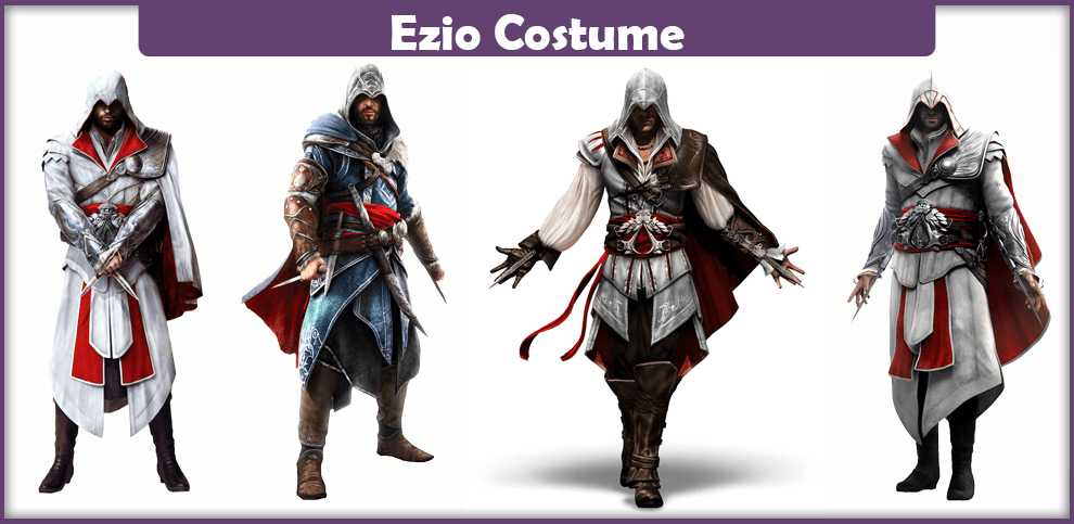 Ezio Costume – A DIY Guide