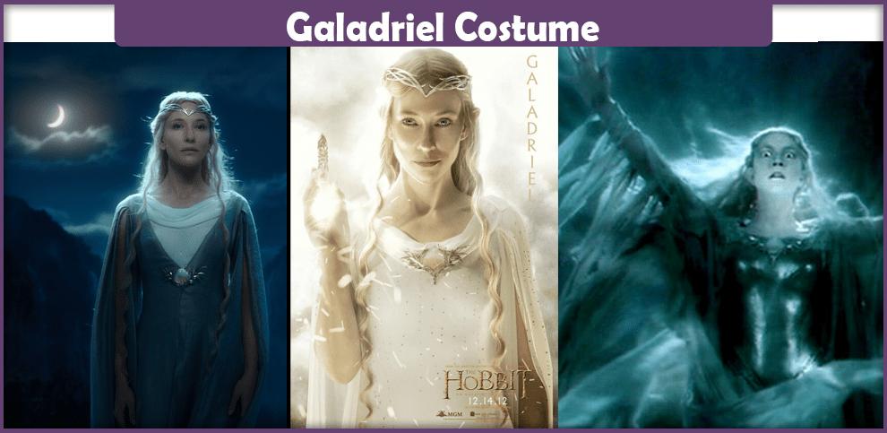 Galadriel Costume – A DIY Guide