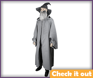 Gandalf the Grey Robes.