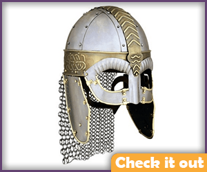 Gimli Battle Helmet.