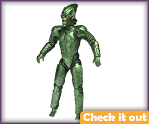 Green Goblin Figure.