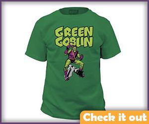 Green Goblin Tee.