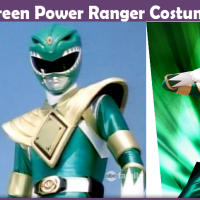 Green Power Ranger Costume - A DIY Guide