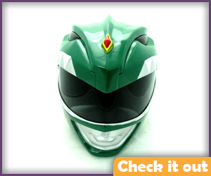 Green Ranger Mask.