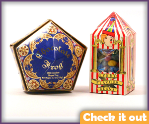 Harry Potter Candy Set.