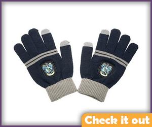 Ravenclaw Gloves.