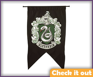Slytherin Banner.