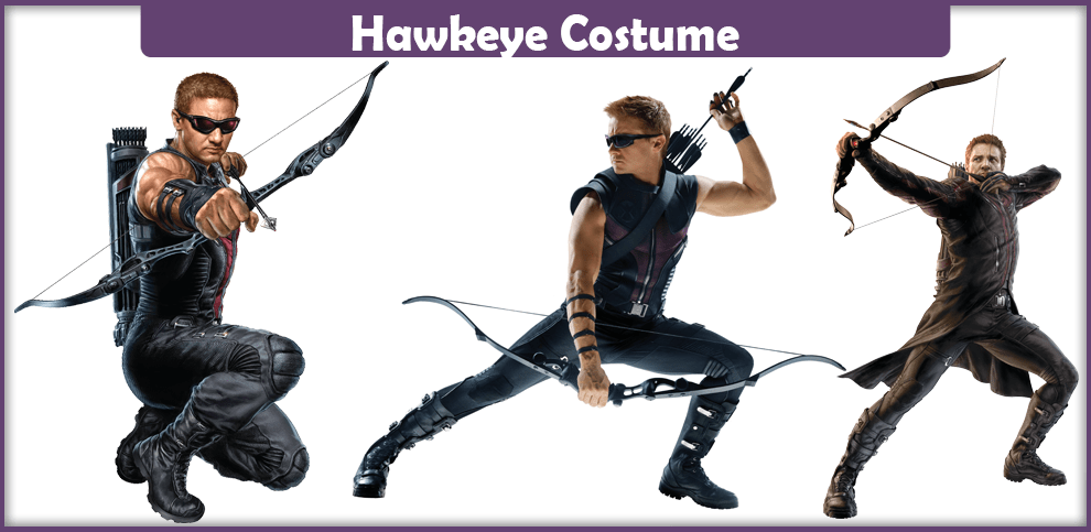 Hawkeye Costume  sc 1 st  Cosplay Savvy & Hawkeye Costume - A DIY Guide - Cosplay Savvy