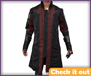 Hawkeye Age of Ultron Jacket.