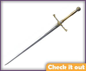 Jaime Lannister Costume Sword.