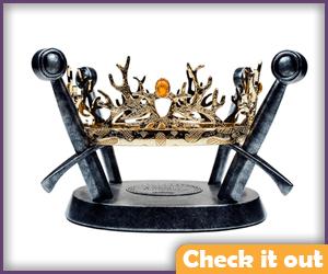 Joffrey Baratheon Cosutme Crown.