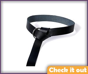 Black Medieval Belt.