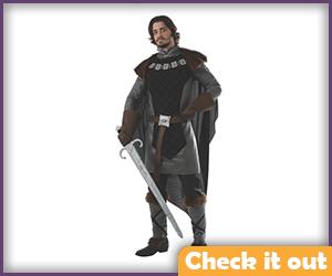 Jon Under-Cloak Costume Set.