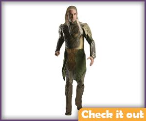 Legolas Costume Deluxe Set.