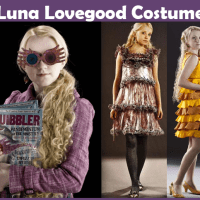 Luna Lovegood Costume - A DIY Guide