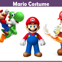 Mario Costume -  A Cosplay Guide