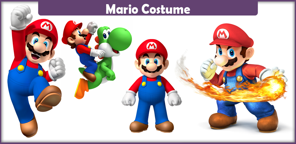 Mario Costume –  A Cosplay Guide