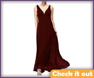 Melisandre Red Dress.
