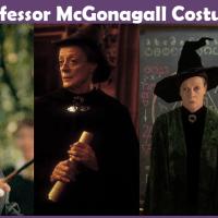 Professor McGonagall Costume - A DIY Guide