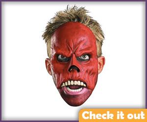 Red Skull Mask.